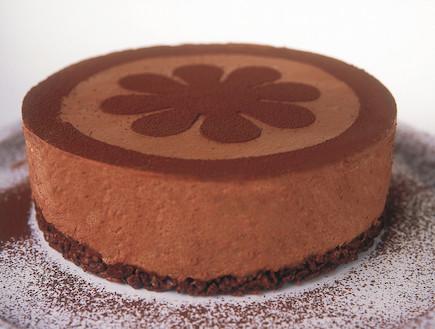 עוגת מוס שוקולד דבש של קרין גורן