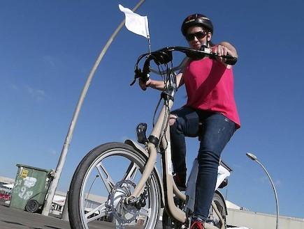 אופניים (צילום: נעם וינד)