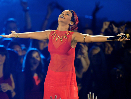 ריהאנה טקס אמטיוי (צילום: Kevin Winter, GettyImages IL)