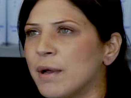 אשתו של ברבי (צילום: חדשות 2)