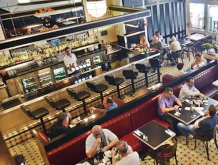 מסעדת גוצ'ה (צילום: תמר מצפי, גלובס)