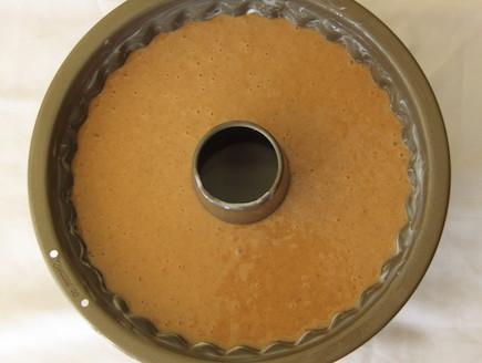 עוגת דבש חן שוקרון - הבלילה בתבנית