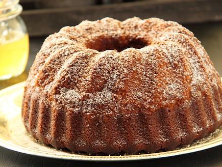 עוגת דבש חן שוקרון - מוכנה (צילום: חן שוקרון, אוכל טוב)
