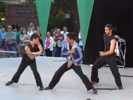 live ninja theater