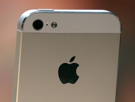 אייפון 5 (צילום: Justin Sullivan, GettyImages IL)