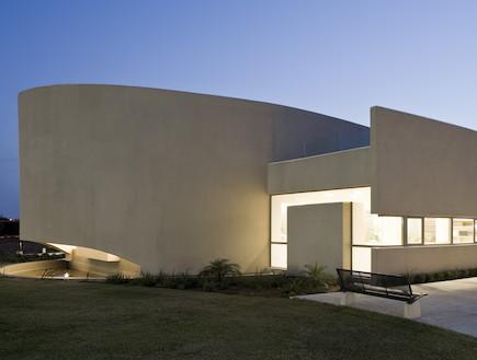 קנפו כלימור אדריכלים-בית הכנסת (צילום: עמית גורן)