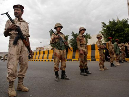 כוחות הביטחון של תימן. ארכיון (צילום: AP)