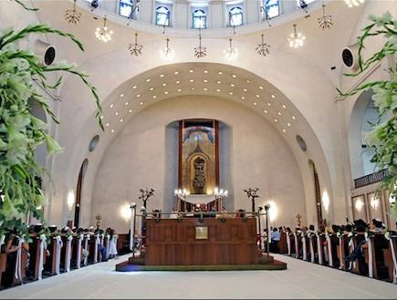 בית הכנסת הגדול (צילום: מתוך האתר -www.regaim.co.i)