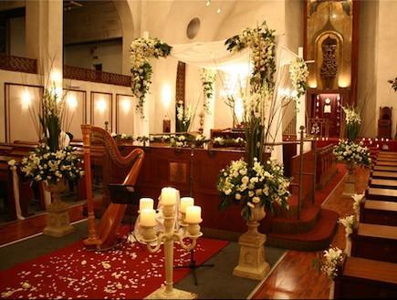 בית הכנסת הגדול -חופה (צילום: מתוך האתר -www.regaim.co.il)