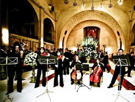 בית הכנסת הגדול בתל אביב-מופע קונצרט (צילום: מתוך-www.regaim.co.il)