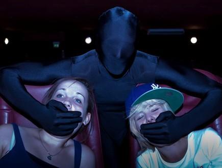 הנינג'ות של אולם הקולנוע (צילום: slashfilm.com)