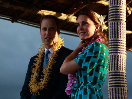 הזוג המלכותי, ארכיון (צילום: רויטרס)