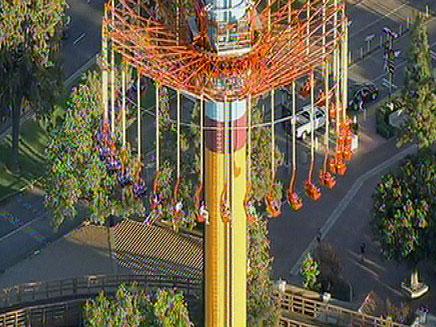 גלגל ענק (צילום: חדשות 2)