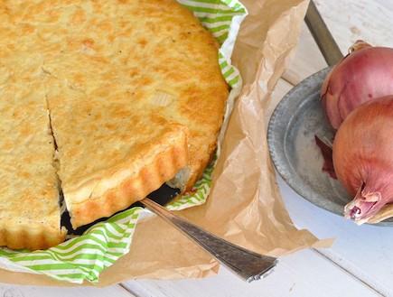 קיש לורן (צילום: יפית בשבקין, אוכל טוב)
