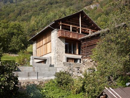 גג הבית
