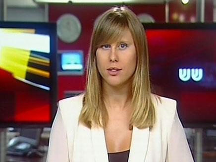 """אלין לוי: """"הוטרדתי מינית"""" (צילום: חדשות 2)"""