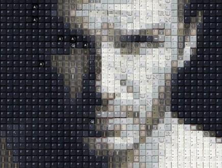 תמונות מפוקסלות של מפורסמים (צילום: odditycentral.com)