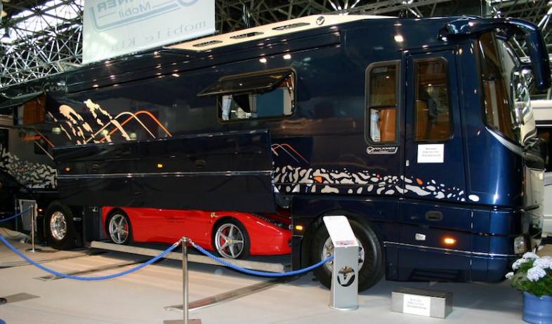 מודיעין למכירה: אטובוס למגורים XY-66