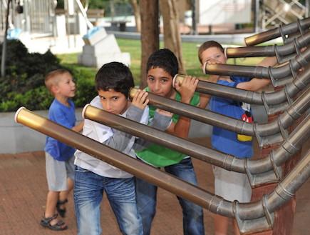גן המדע רחובות (צילום: איתי בלסון)