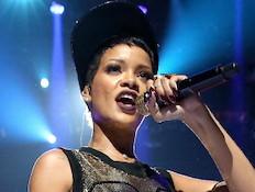 ריהאנה, לאס וגאס (צילום: Christopher Polk, GettyImages IL)