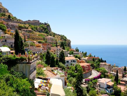 סיציליה (צילום: אימג'בנק / Thinkstock)