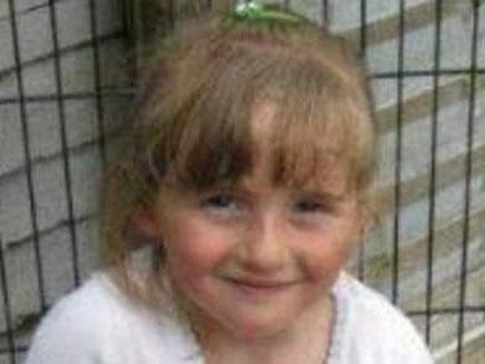 """אמה של הנעדרת: """"אפריל סובלת משיתוק מוחין"""" (צילום: sky news)"""
