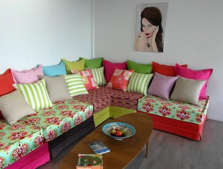 להפליא פינות רביצה: איך לעצב פינת ישיבה ביתית? ME-91