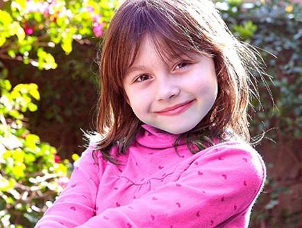 טרנסג'נדרית בת 9 (צילום: תומר ושחר צלמים)