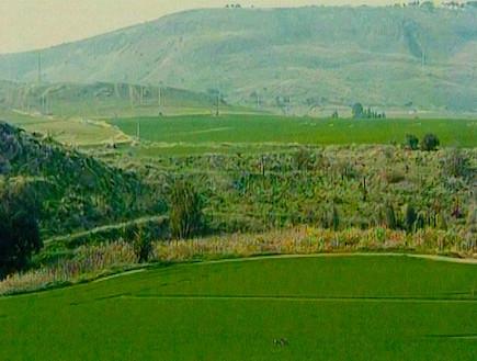 ארץ בראשית - צפון הארץ (תמונת AVI: mako)