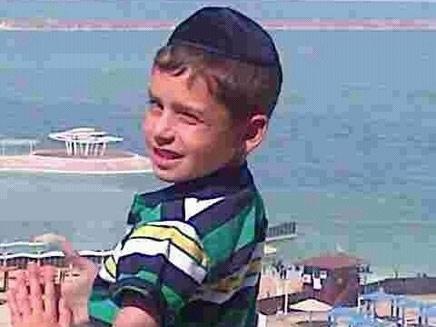 אברהם נחום דור בן 9 נהרג בכביש (צילום: חדשות 2)