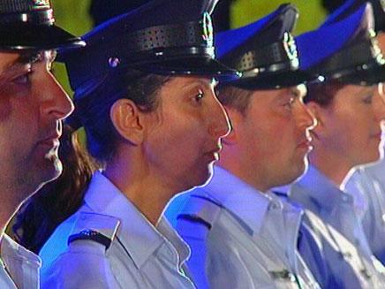 שוטרת ערביה (צילום: חדשות 2)