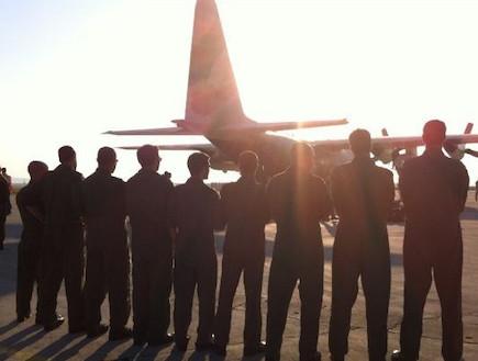 טייסי חיל האוויר בבורגס