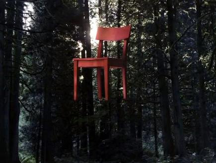פייסבוק היא כיסא (צילום: KateRiep_Godbye)