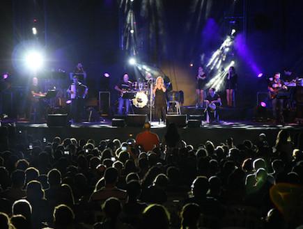קהל של שרית חדד (צילום: אולג חמלניץ)
