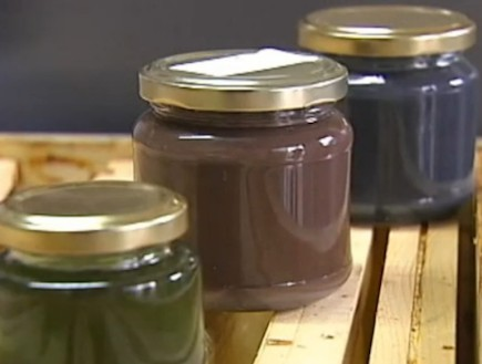 דבש בצבעים (צילום: bbc.co.uk)