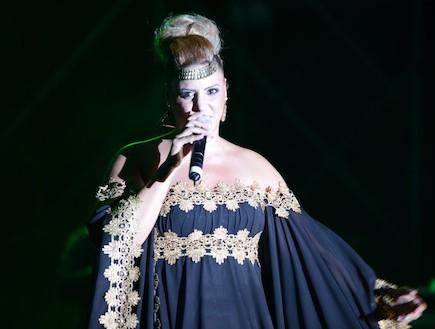 נסרין קדרי מצדה (צילום: שרון רביבו)