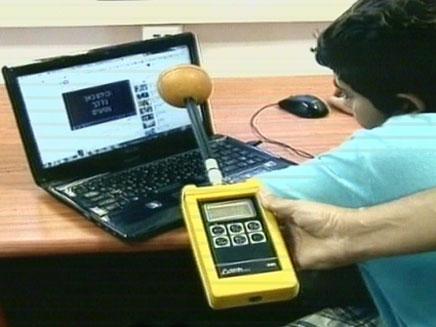 הטכנולוגיה מגדליה את חשיפת האדם לקרינה (צילום: חדשות 2)
