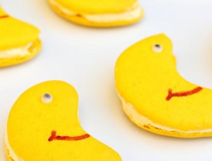 עוגיות בצהוב