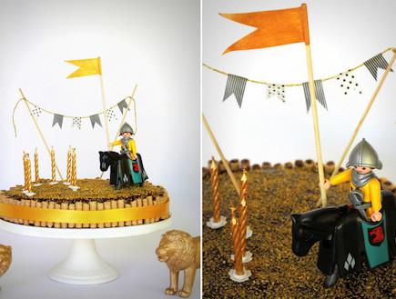 עוגת אביר