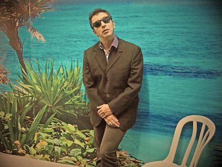 רם אוריון פרומו (צילום: גוני ריסקין)