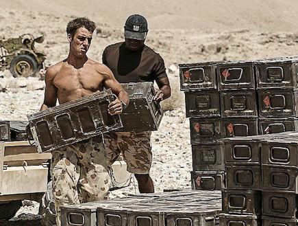חיילים באפגניסטן (צילום: ntnews.com.au)