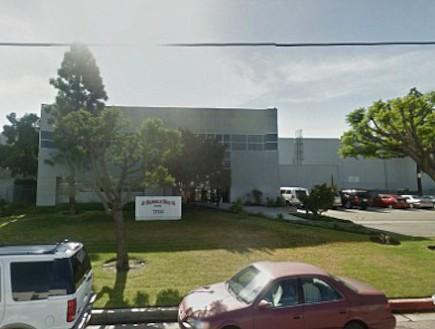 מפעל הטונה במבלבי (צילום: dailymail.co.uk)