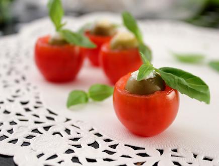 בבושקה עגבנייה (צילום: אסתי רותם, אוכל טוב)