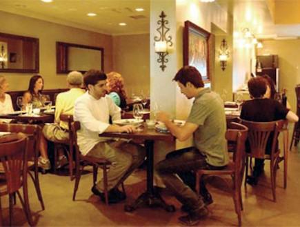 מסעדת אדורה (צילום: תמר מצפי, גלובס)
