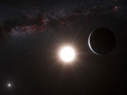 תגלית: כוכב חדש בגודל כדור הארץ (öéìåí: וושינגטון פוסט)
