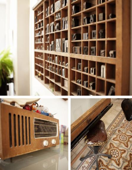 רדיו ישן (צילום: עדו לביא)