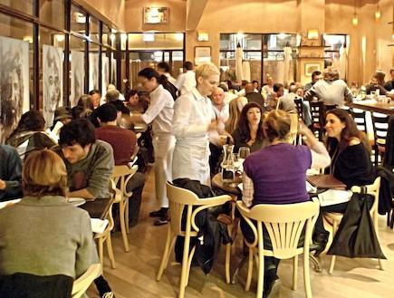 מסעדת פרונטו (צילום: גל דרן,  יחסי ציבור )