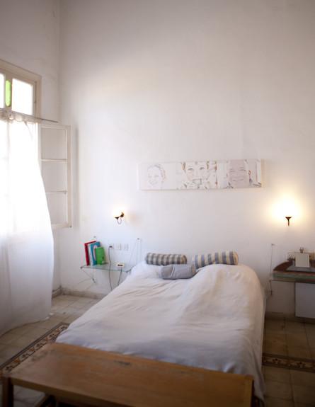 חדר שינה (צילום: מתוך קטלוג פמינה 2010, עידו לביא (ארכיון))