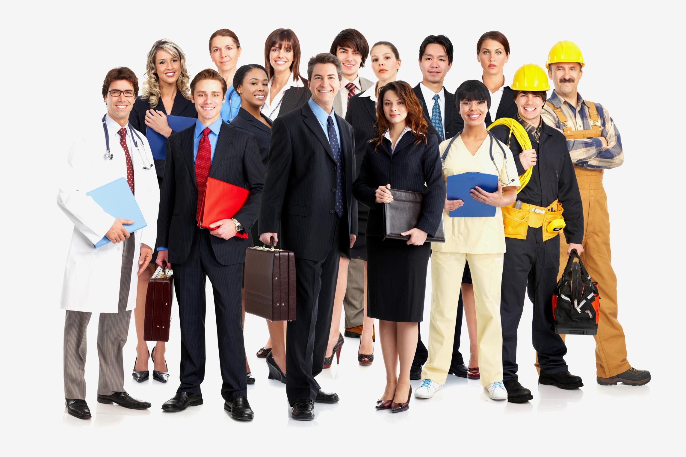 מגוון מקצועות (צילום: realsimple.com)