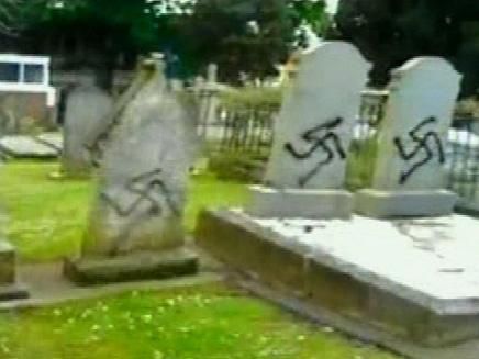 בית הקברות היהודי בניו זילנד הבוקר (צילום: חדשות 2)